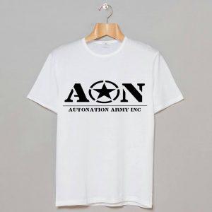 Tricou 'AutoNation Army'