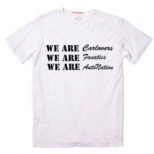 Tricou 'We are AutoNation'