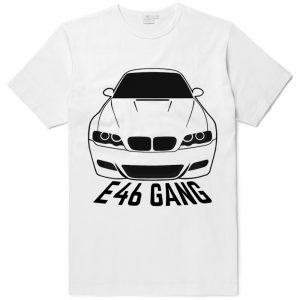 Tricou E46 Gang