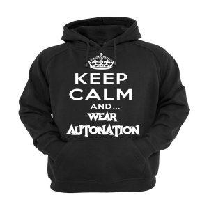 Hanorac Keep Calm And Wear AutoNation