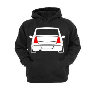 Hanorac Dacia Logan Red Ass