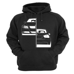 Hanorac BMW E90 Reverse