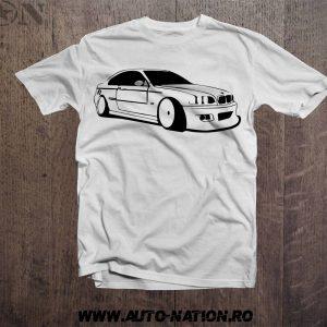 Tricou BMW E46 Coupe