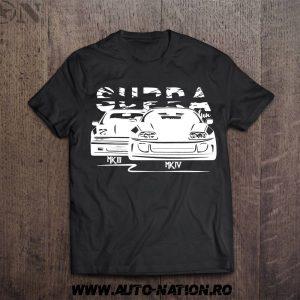 Tricou Toyota Supra MK III – MK IV