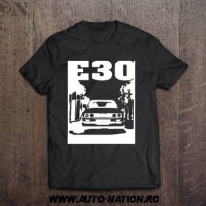 Tricou BMW E30