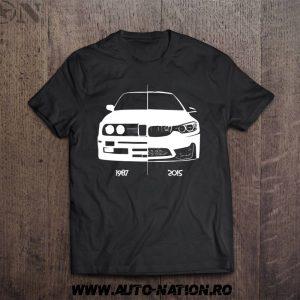 Tricou BMW 1987 – 2015