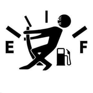 Sticker Fuel Problem