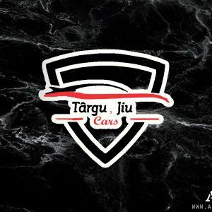 Sticker Targu Jiu Cars