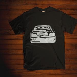 Tricou Toyota Supra Ass